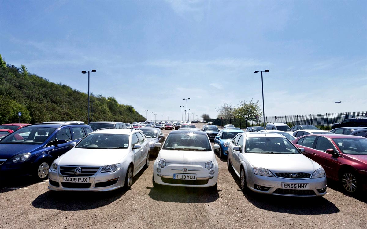 Инвестиции в парковочные места аэропортов Великобритании