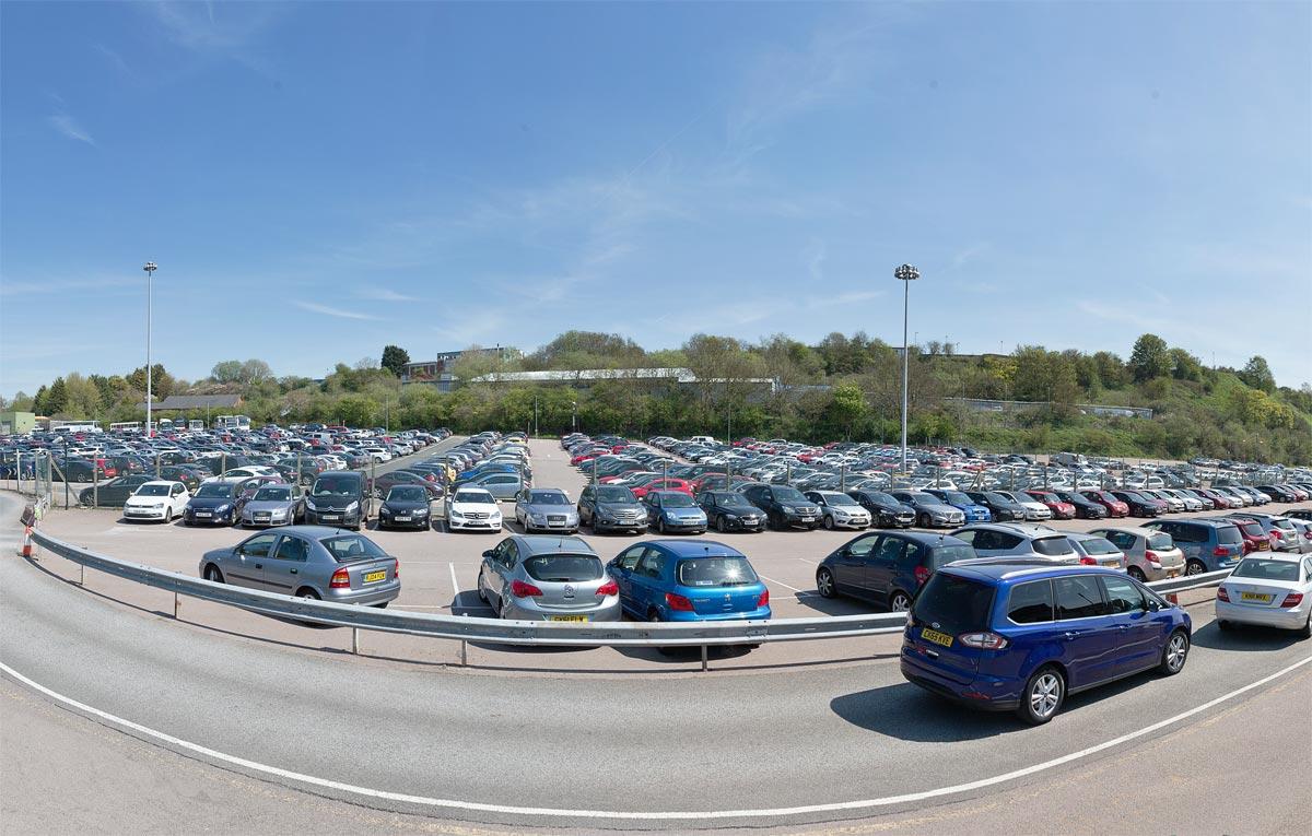 Инвестиции в парковочные места Великобритании
